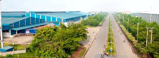 Công ty CPPT KCN Tín Nghĩa phấn đấu hoàn thành kế hoạch 2016